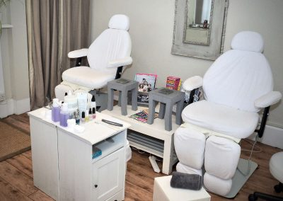 MBeauty treatment room